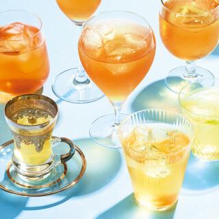 夏を楽しむお茶