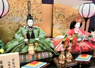 【早期割引実施中】ひな人形は年内購入がお得ですよ!!